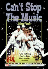 Can't Stop the Music DVD cover art