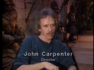 John Carpenter from Big Trouble in Little China