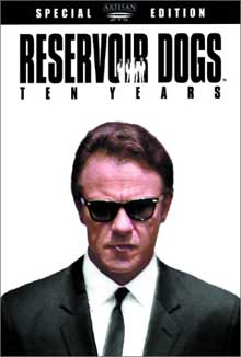 Reservoir Dogs Special Edition DVD cover art