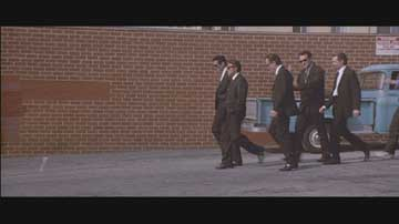 Reservoir Dogs: The Walk