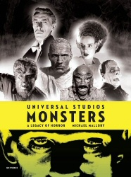 Universal Monsters: A Legacy of Horror cover art