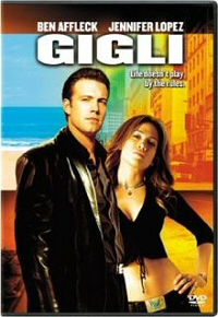 Gigli DVD cover art