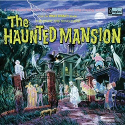 The Haunted Mansion story album