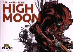 High Moon, Vol. 1 cover art