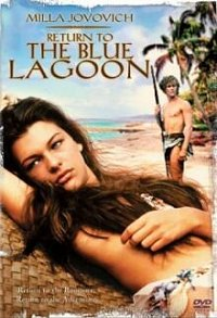 Return to the Blue Lagoon DVD cover art