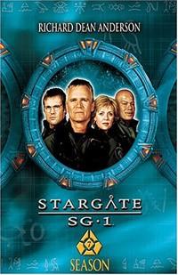 Stargate SG-1: Season 7 DVD cover art