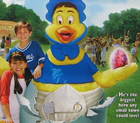 Live action Baby Huey
