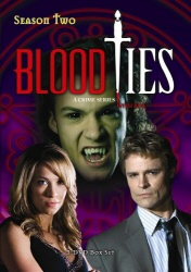 Blood Ties: Season Two DVD cover art