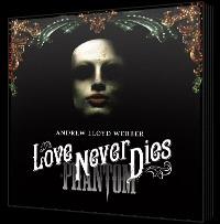 Love Never Dies CD cover art