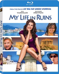 My Life in Ruins Blu-Ray cover art