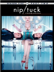 Nip/Tuck Season Five, Part Two DVD cover art