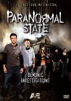 Paranormal State: Demon Investiations DVD cover art