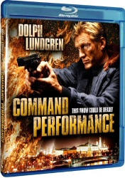 Command Performance Blu-Ray cover art