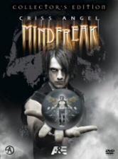 Criss Angel: Mindfreak: Collector's Edition DVD cover art