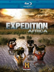 Expedition Africa Blu-Ray cover art