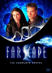 Farscape: The Complete Series DVD cover art