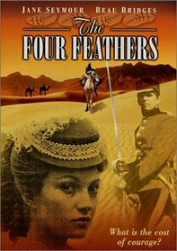 Four Feathers (1977) DVD cover art