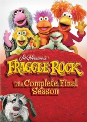 Fraggle Rock: Complete Final Season DVD cover art