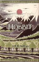 The Hobbit book cover art
