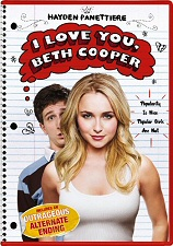 I Love You, Beth Cooper DVD cover art