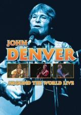 John Denver: Around the World Live DVD cover art