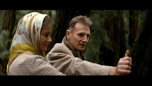 Laura Linney and Liam Neeson from Kinsey