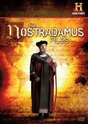 The Nostradamus Files DVD cover art