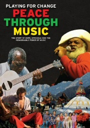 Playing for Change: Peace Through Music DVD cover art