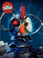 Robot Chicken, Vol. 1 DVD cover art