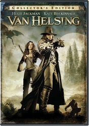 Van Helsing DVD cover art