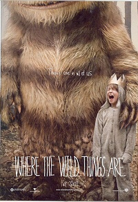 Where the Wild Things Are movie poster