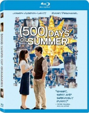 (500) Days of Summer Blu-Ray