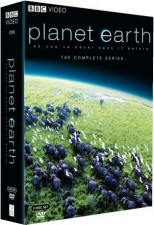 Planet Earth: The Complete Series DVD