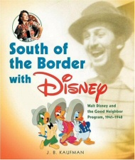 South of the Border With Disney book
