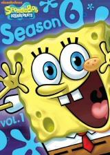 SpongeBob SquarePants: Season 6, Vol. 1 DVD
