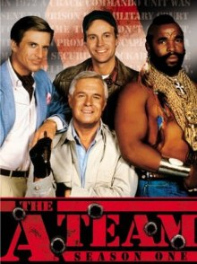 A-Team: Season One DVD