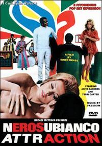 Attraction (Nerosubianco) DVD cover