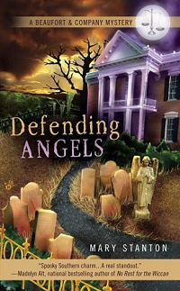 Defending Angels book