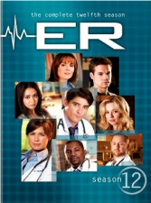 ER: The Complete Twelfth Season DVD