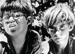 Lord of the Flies goes better with Coke
