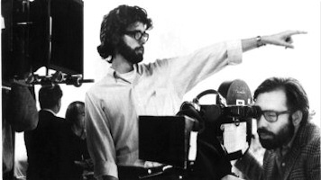 George Lucas directing THX 1138