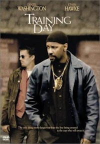 Training Day DVD cover