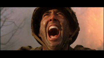 Nicolas Cage stars in Windtalkers