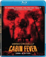 Cabin Fever Blu-Ray