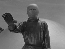 Klaatu, from The Day The Earth Stood Still