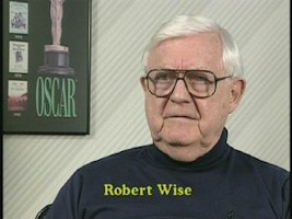 Robert Wise, director of The Day The Earth Stood Still