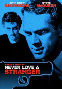 Never Love A Stranger DVD cover