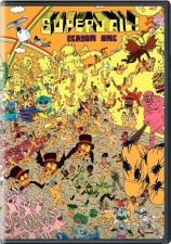 Superjail! Season One DVD