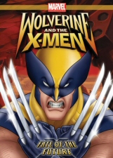 Wolverine and the X-Men: Fate of the Future DVD