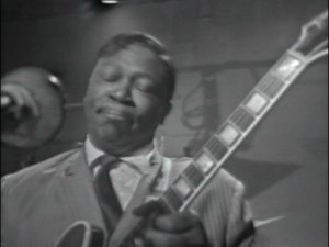 B.B. King from Jazz Casual